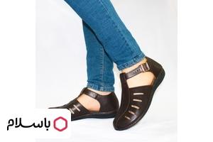 کفش زنانه تابستانی رویا 106 شهپر (کد محصول 939 - سایز 37 تا 41)