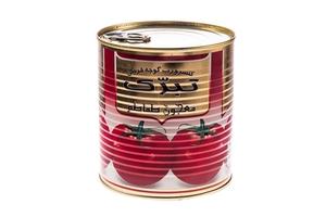 خرید رب گوجه فرنگی تبرک ۸۰۰ گرمی از اسنپ مارکت